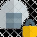 Storage Lock Icon