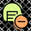 Storage Minus Icon