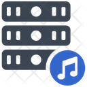 Music Player Melody Icon