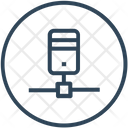 Storage Network Icon