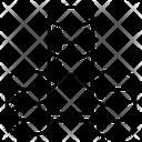 Storage Network Icon