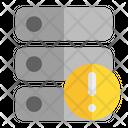 Storage Problem Storage Web Icon