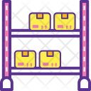 Storage Rack Icon