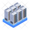Server Hosting Storage Room Danabanks Icon