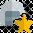 Storage Star Icon