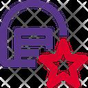 Storage Star Warehouse Star Star Icon