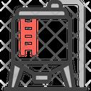 Tank Oil Storage Icon