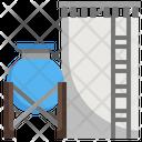 Storage Tank Liquid Water Tank Icon