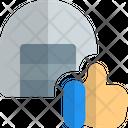 Storage Thumbs Up Icon