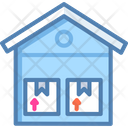 Storage Unit Storage Room Store Room Icon