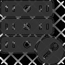 Key Lock Unlock Icon