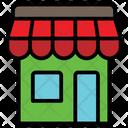 Store Shopping Ecommerece Icon