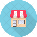 Store Shopping E Commerce Icon