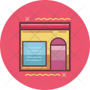 Store Business Marketing Icon
