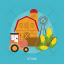 Store Agriculture Farm Icon