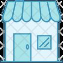 Bakery Store Market Icon