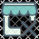Store Closed Delete Icon