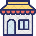 Bakehouse Bakery Building Icon