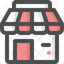 Store Shop Restaurant Icon