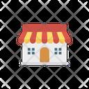 Store Shop Barber Icon