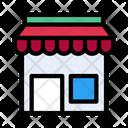 Store Shop Building Icon