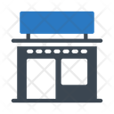 Store Shop Banner Icon