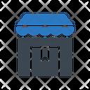 Shop Store Cargo Icon