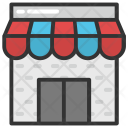 Store Hut Shop Icon