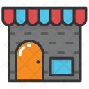 Store Shop Hut Icon