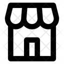 Store Market Ecommerce Icon