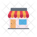 Store Shop Stall Icon