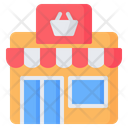 Store Shop Supermarket Icon
