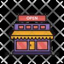 Shopping Ecommerce Store Icon