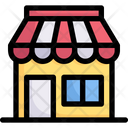 Online Shopping Store Shop Icon