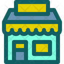 Store Shop Business Icon