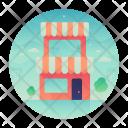 Visit Store City Icon