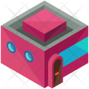 Small Modern Store Icon