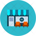 Furniture Store Shop Icon