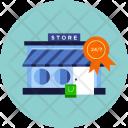 Store Shop Mall Icon