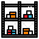 Store Warehouse Factory Icon