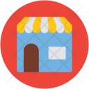 Store Shop Front Icon