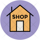 Store Shop Real Icon