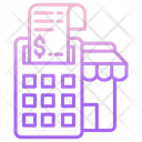 Store Bills Icon