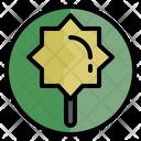 Store Decorate Search Idea Icon