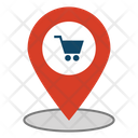 Store Location Mall Location Map Pin Icon