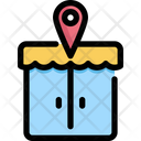 Store Map Navigation Icon