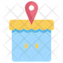Store Shop Map Icon