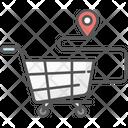 Area Destination Cart Icon