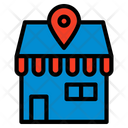 Store Location Icon