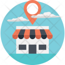 Location Store Navigation Icon